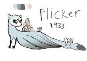 Flicker update by FionnaBun