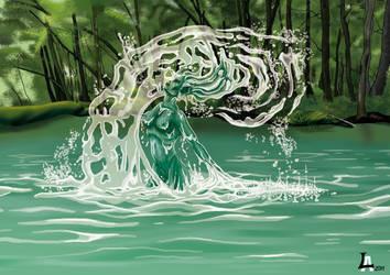 Water Elemental.