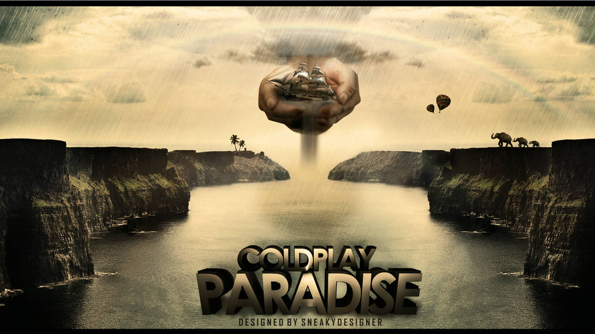Paradise Wallpaper By Sneakychips On Deviantart