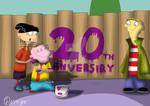 Ed, Edd n Eddy - 20th Anniversary