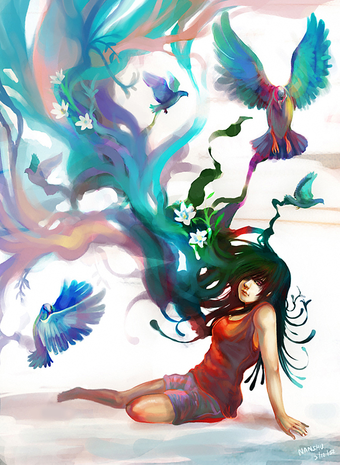Dream freely.