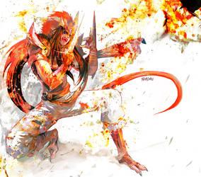 Zenki the Demon Prince