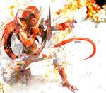 Zenki the Demon Prince by nanshu29