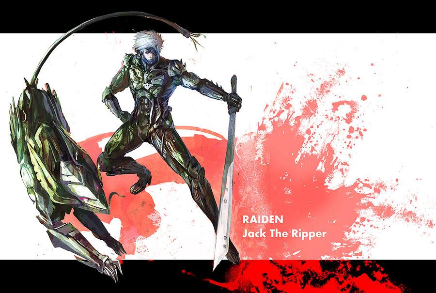 Raiden by nanshu29