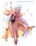 ::Commission:: Lumenoise by nanshu29