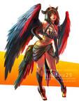 ::Commission:: Desta by nanshu29
