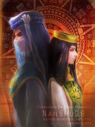 ::Commission::Novel Egypt style 2 by nanshu29