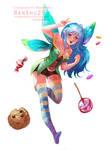::Commissiom:: Fairy - Eilianna