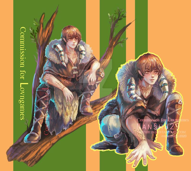 ::Commission:: Lovngames char-05