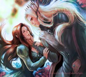 ::Commission:: PrincessDelaniePants