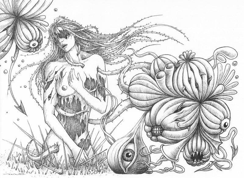 Birth Of Venus by transe