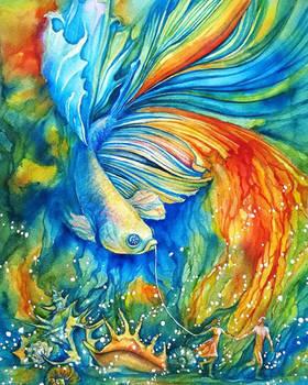 Sacred fish