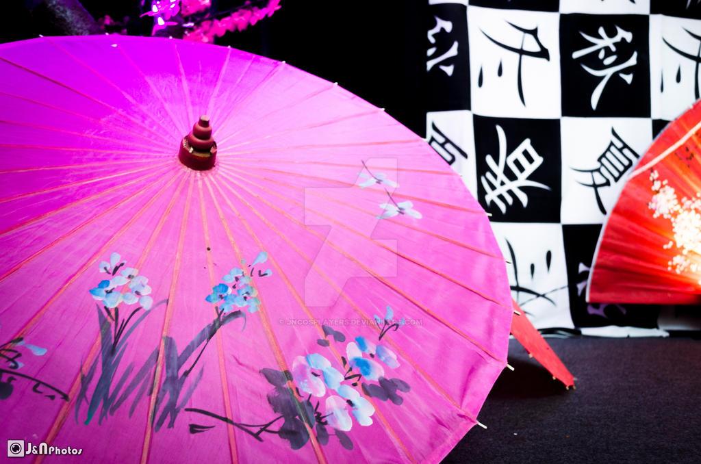 Japanese Umbrella by JNCosplayers