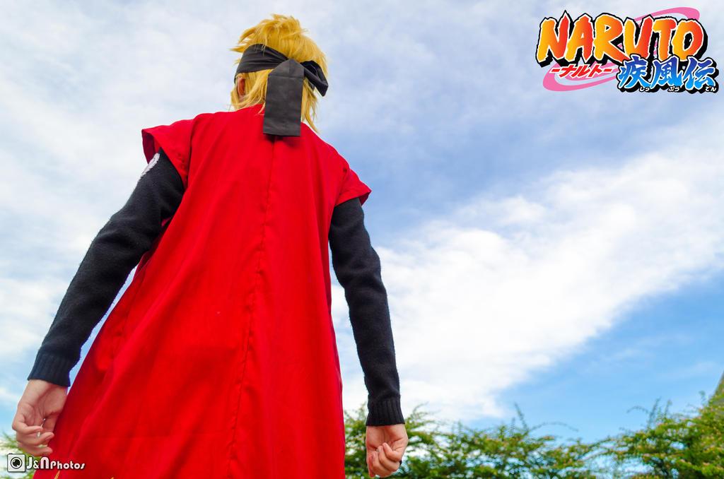 Naruto by JNCosplayers