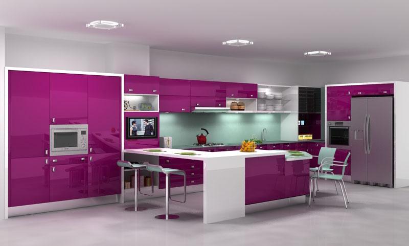 My Kitchen Design By Faloen ...
