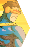 MVC2 Cyclops by Apoklepz
