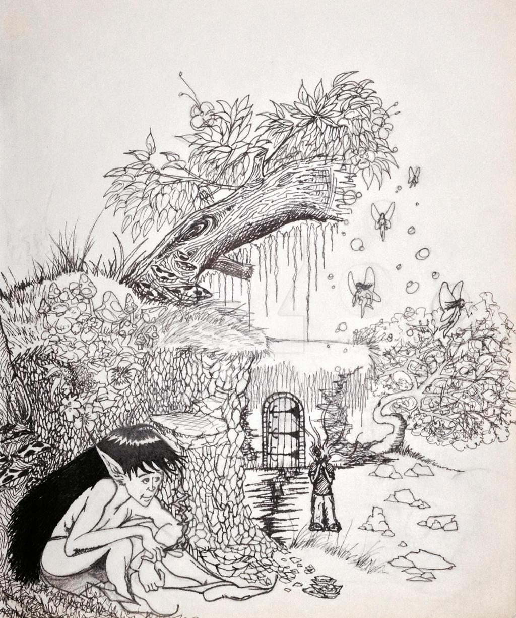 Fairy Dust by Apoklepz
