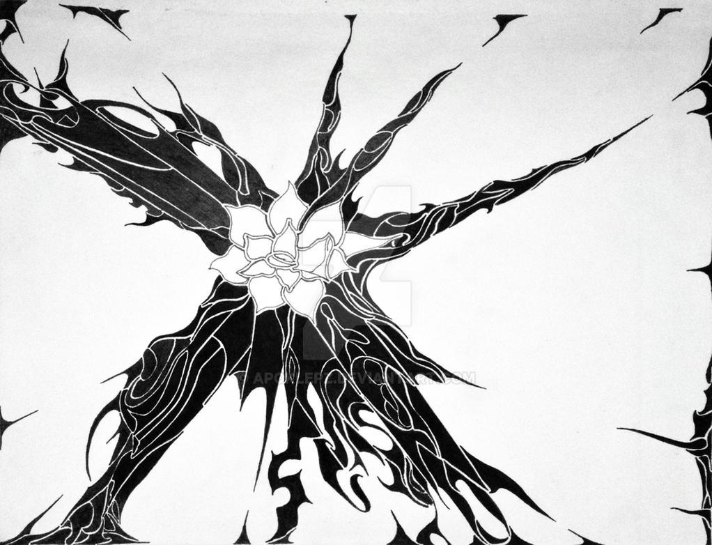 Tribulations of a Black Rose by Apoklepz