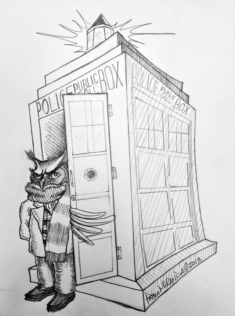 The Wise Doctor by Apoklepz