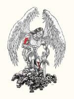 War Angel by Apoklepz