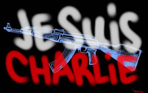 Je Suis Charlie by Apoklepz