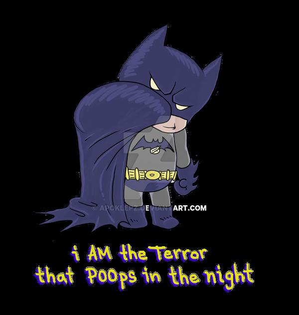Batbaby : Terror Of The Night by Apoklepz