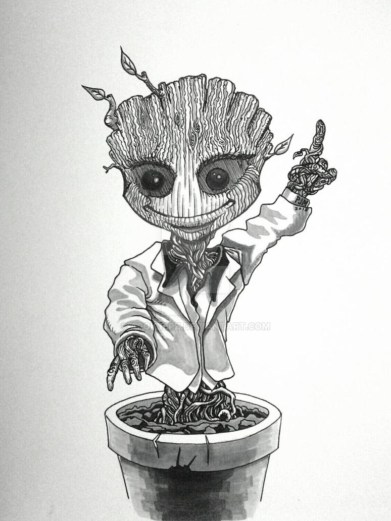 Saturday Groot Fever by Apoklepz