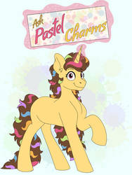 Ask Pastel Charms: Title Card