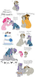 MaudxMud Shipping Dump by Pastel-Charms