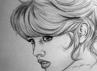 Brigitte Bardot by Z-any