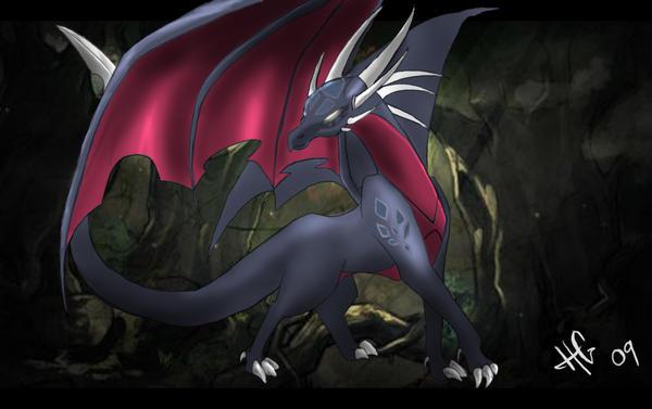 Night Tepes Cynder_the_dragon_by_Xxfang24xX