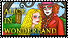 Alice in Wonderland - FanStamp by Andecaya