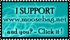 Support Moosebag by Andecaya