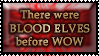 Blood Elves before WOW by Andecaya
