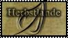 Herbstlande - Stamp by Andecaya