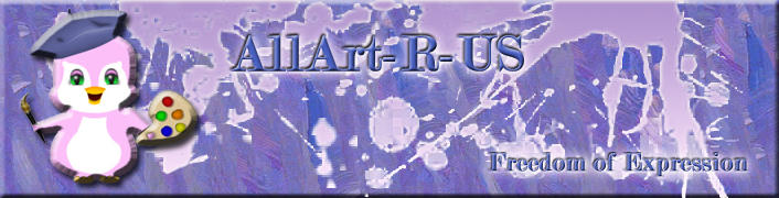 Banner all art r us by Andecaya
