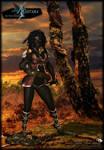 Serpent Queen Skecia