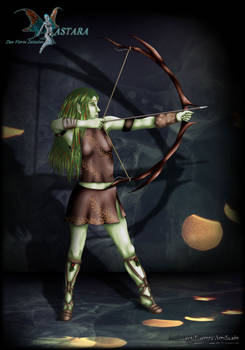 Serice - Archer of the Autumn Woods