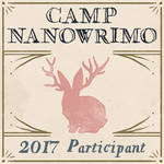 Camp NaNoWriMo 2017 Participant Profile by Andecaya
