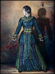ASTARA: Chedestyra Dress Concept