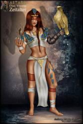 ASTARA: Ameysha - The Jungle Priestess