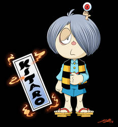 Kitaro (Yokai Watch Style)