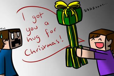 Minecraft Christmas