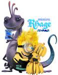 Minion Rhage BDB by sajoxe
