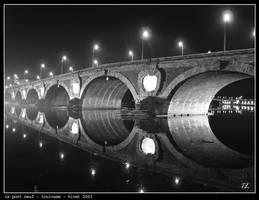 garonne's bridge by kphotos
