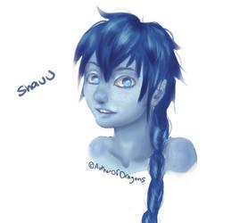 Shavu portrait