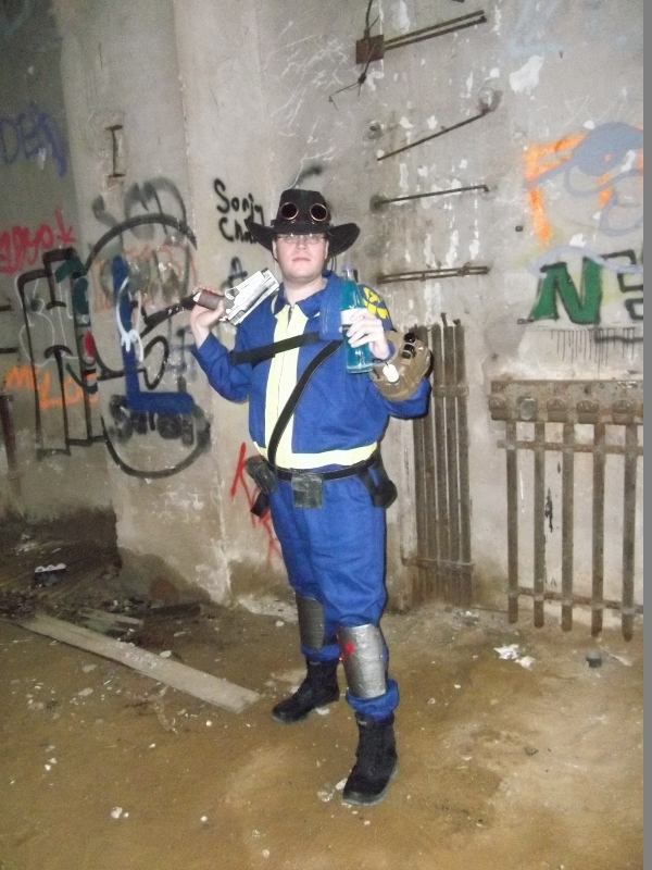 Fallout Cosplay Fotoshoot by Alucard2005