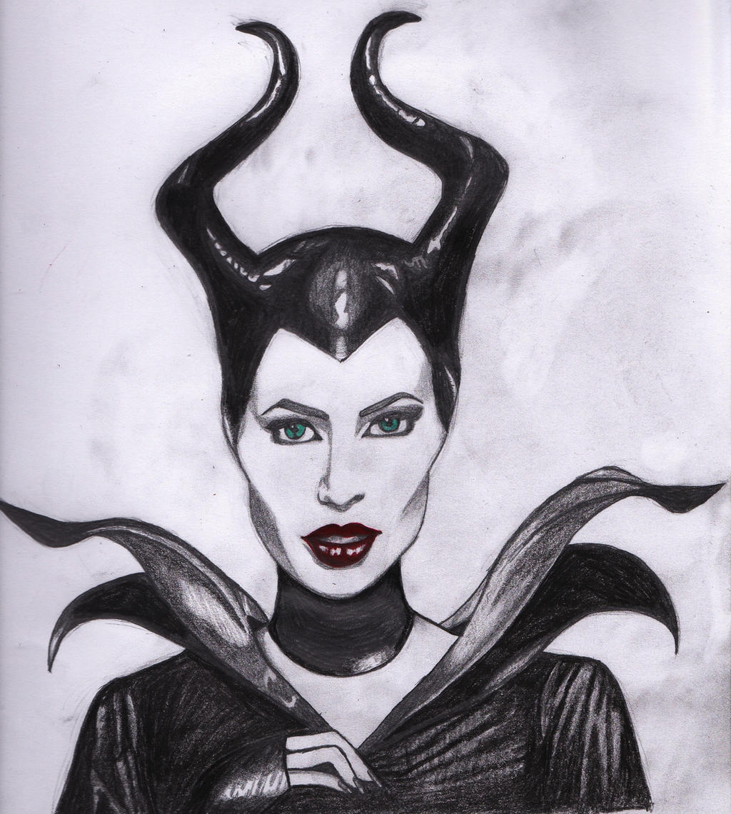 Maleficent by Lady1229