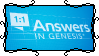 Answers in Genesis Stamp