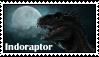 Indoraptor Stamp by HRS-Phoenix